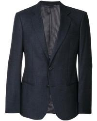 Abito di lana blu scuro di Giorgio Armani