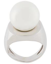 Anello argento di MM6 MAISON MARGIELA