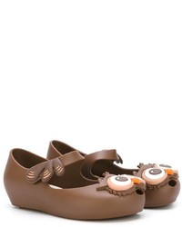 Ballerine marroni di Mini Melissa