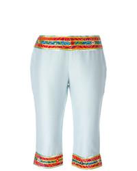 Bermuda azzurra di Dolce & Gabbana Vintage