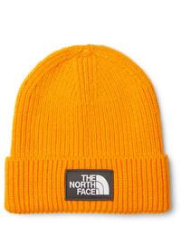 Berretto arancione di The North Face