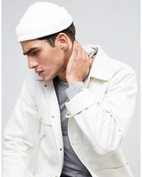 Berretto bianca di Asos