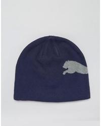 Berretto blu scuro di Puma
