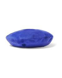 Berretto blu di Maison Michel