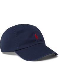 Berretto da baseball blu scuro di Polo Ralph Lauren
