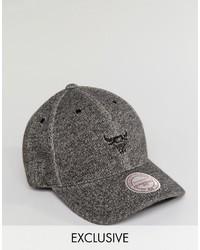 Berretto da baseball grigio scuro di Mitchell & Ness