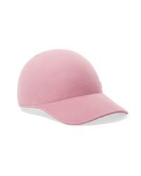 Berretto da baseball rosa di Maison Michel