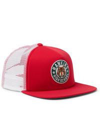 Berretto da baseball stampato rosso di Nike