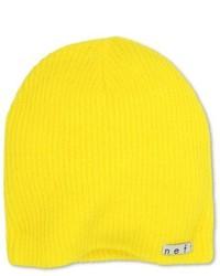 Berretto gialla