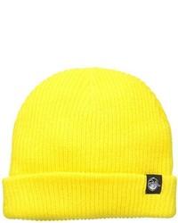 Berretto giallo