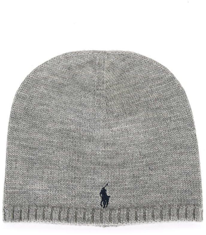 Berretto grigio di Ralph Lauren