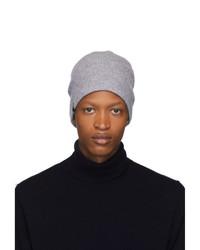 Berretto lavorata a maglia grigia di Mackage