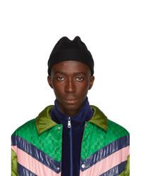 Berretto nera di Gucci