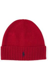 Berretto rossa di Polo Ralph Lauren