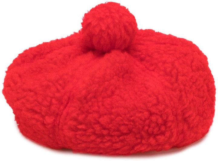 Berretto rosso di Bernstock Speirs