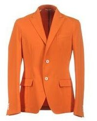 Blazer arancione