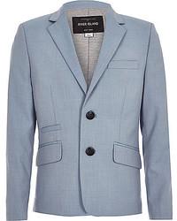 Blazer azzurro