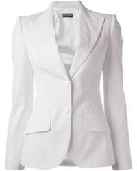 Blazer bianco di Dolce & Gabbana