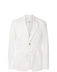 Blazer bianco di Maison Margiela