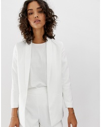 Blazer bianco di Vero Moda