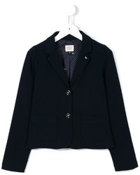 Blazer blu scuro di Armani Junior