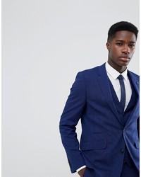 Blazer blu scuro di Burton Menswear