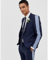 Blazer blu scuro di Twisted Tailor