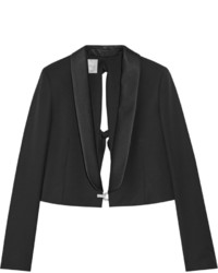 Blazer decorato nero