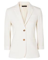Blazer di lana bianco di The Row