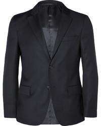 Blazer di lana blu scuro di Officine Generale