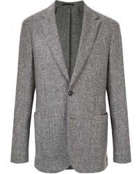 Blazer di lana grigio di Cerruti 1881
