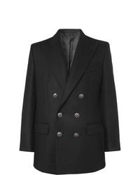 Blazer doppiopetto nero di Givenchy