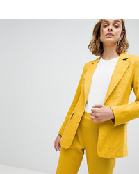 Blazer giallo di UNIQUE21