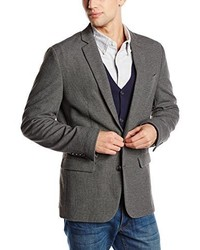 Blazer grigio scuro di Selected