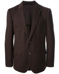 Blazer marrone scuro