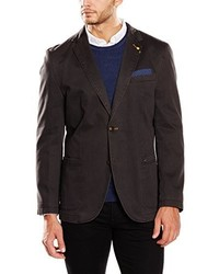 Blazer marrone scuro di camel active