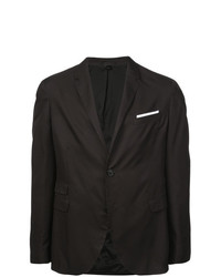 Blazer marrone scuro di Neil Barrett
