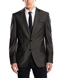 Blazer marrone scuro di Tom Tailor