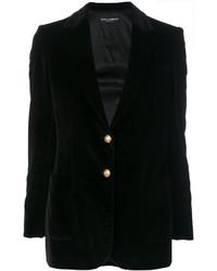Blazer nero di Dolce & Gabbana