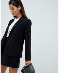 Blazer nero di French Connection