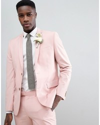 Blazer rosa di Farah Smart