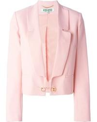 Blazer rosa di Kenzo