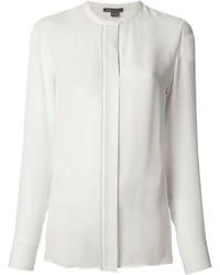 Blusa abbottonata bianca
