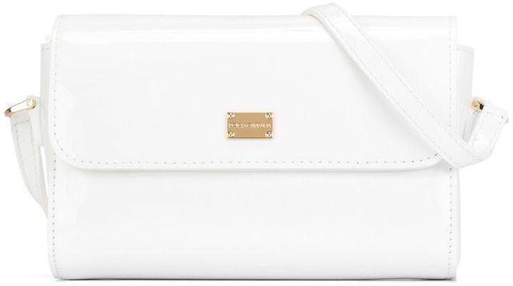 Borsa bianca di Dolce & Gabbana