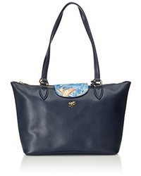 Borsa blu scuro di Piero Guidi