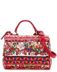 Borsa rossa di Dolce & Gabbana