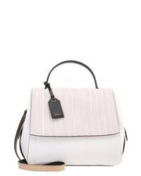 Borsa shopping bianca di DKNY
