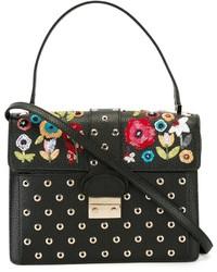 Nere Donna Zq1zxgdwa Da Con Shopping Paillettes Moda Borse 13lTFKJc