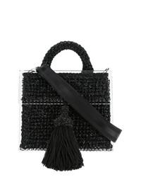 migliore nuovo stile check-out Borse shopping di paglia nere da donna   Moda donna   Lookastic