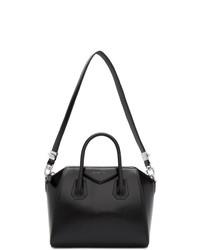 Borsa shopping in pelle nera di Givenchy